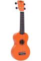 Укулеле сопрано Mahalo MR1OR цвет оранжевый с чехлом