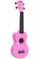 Укулеле сопрано Mahalo MR1PK цвет розовый с чехлом