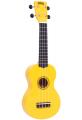 Укулеле сопрано Mahalo MR1YW цвет желтый с чехлом