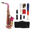 Альт саксофон Slade SAS-220-Pink