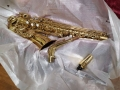 Альт саксофон Eb Yamaha YAS-34 (II)/Student Pro Series