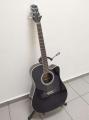 Гитара акустическая Legpap LAG-200-BK