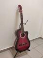 Гитара классическая фолк Euphony (USA) EW-110-CTWRS
