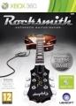 Rocksmith Guitar и Bass + кабель для гитары, XBox360