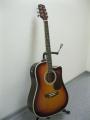 Гитара электроакустическая Euphony (USA) EW-280-CEQ-TS