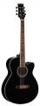 Гитара акустическая  Martinez W – 91C/BK