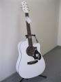 Гитара акустическая AOSEN (Japan) ADC-73-WH (Вырез)