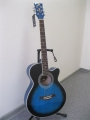 Гитара акустическая Swift Horse (Англия) W-80-OBLS (Вырез)