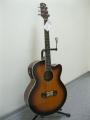 Гитара электроакустическая AOSEN (Japan) Джамбо  AJC- 442 CEQ TS
