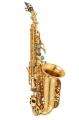 Сопрано саксофон Mercury (USA) MSS-320G-C Curved / New Model Stu