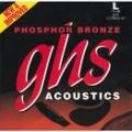 Phospohor Bronze™ Струны д/акуст. гитар GHS S325