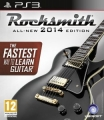 Rocksmith 2014 без кабеля, PS3