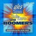 Sub-Zero Boomers Струны д/эл. гитар GHS CR-GBL