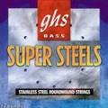 Super Steels  Струны д/бас гитар GHS  5M-STB
