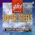 Super Steels  Струны д/бас гитар GHS CM5000