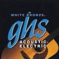 White Bronze™ Струны д/акуст. Гитар GHS WB-XL