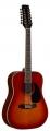 Гитара 12 струнная акустическая Martinez FAW - 802 - 12 / TBS