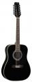 Гитара 12 струнная акустическая Martinez FAW-802-12B