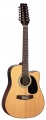 Гитара акустическая Martinez FAW -802 – 12 CEQ