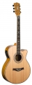 Гитара электроакустическая LUCIA BJ - 4009 CE / N