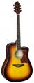 Гитара электроакустическая PHIL PRO MD - 005 EC / SB