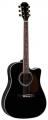 Гитара электроакустическая PHIL PRO BW - 414 CE / BK