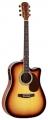 Гитара электроакустическая PHIL PRO BW - 414 CE / SB