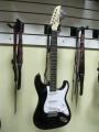 Электрогитара Condor Stratocaster BK (S-S-S)