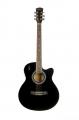 Гитара электроакустическая Elitaro 4010 EQ BK
