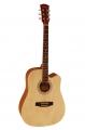 Гитара электроакустическая Jonson 4111 EQ N