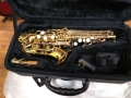 Сопрано саксофон Vibra (France) VSS-S20G-C Curved