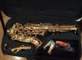 Сопрано саксофон Mercury (USA) MSS-285G-C Curved / New Model Stu