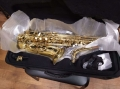 Альт саксофон Mercury (USA) MAS-285G / New Model Student Series